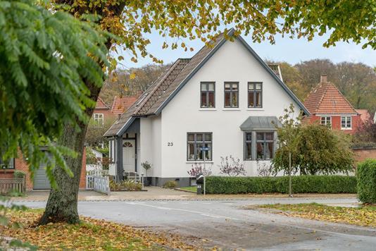 Villa på Ny Kongevej i Odense C - Ejendommen