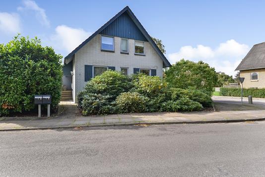 Villa på Kirkevej i Silkeborg - Ejendommen