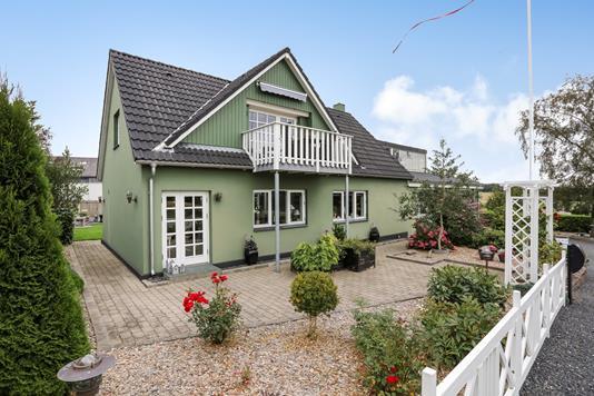 Villa på Borupholmsvej i Silkeborg - Ejendommen
