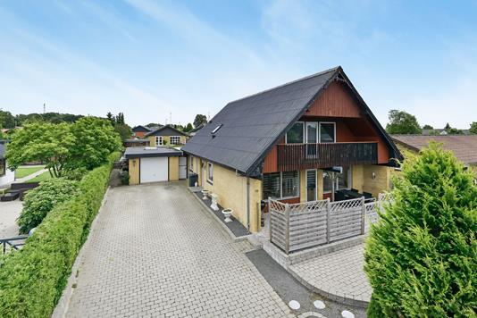 Villa på Balle Kirkevej i Silkeborg - Ejendommen