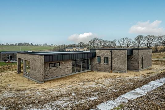 Villa på Gubsøhøjen i Silkeborg - Ejendommen