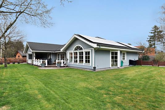 Villa på Dybdalsvej i Silkeborg - Andet