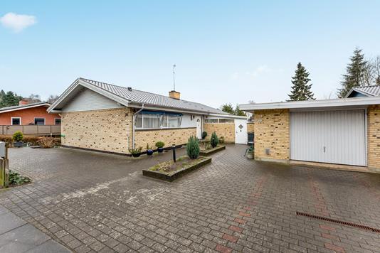 Villa på Gødvad Bakke i Silkeborg - Ejendommen
