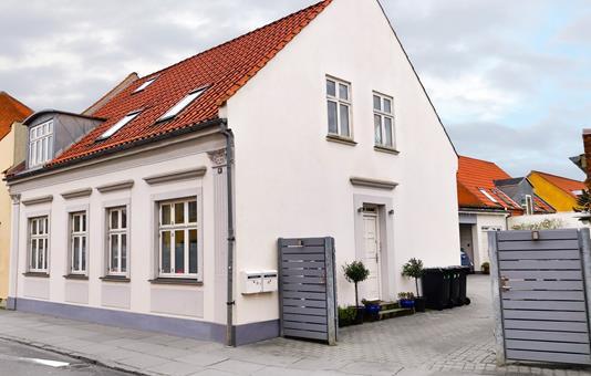 Ejerlejlighed på Amaliegade i Silkeborg - Ejendommen