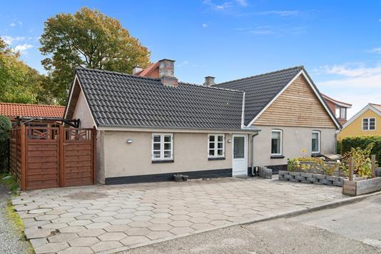 Villa på Nørskovlundvej i Kjellerup - Ejendom 1