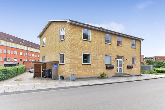 Ejerlejlighed på Mølledamsgade i Silkeborg - Ejendommen