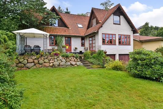 Villa på Bakkevænget i Silkeborg - Ejendommen