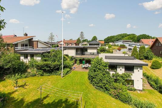 Villa på Ligustersvinget i Silkeborg - Ejendommen
