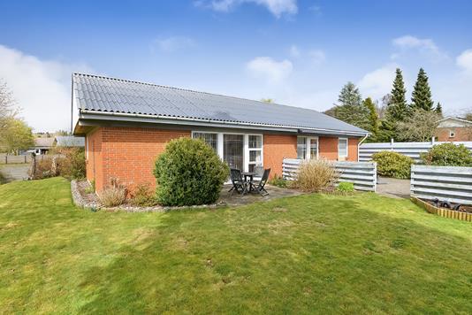 Villa på Kornvænget i Silkeborg - Ejendommen