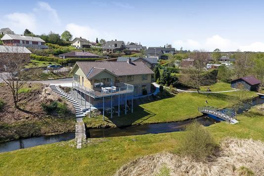Villa på Gravmosevej i Silkeborg - Ejendommen