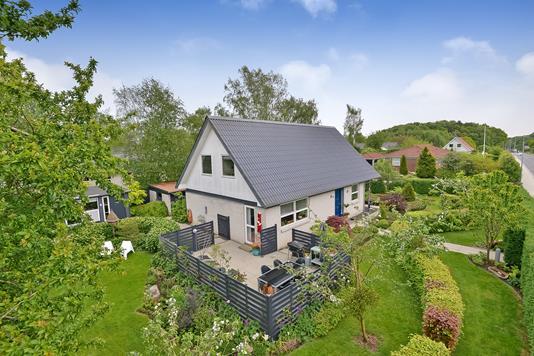 Villa på Dalvejen i Silkeborg - Ejendommen
