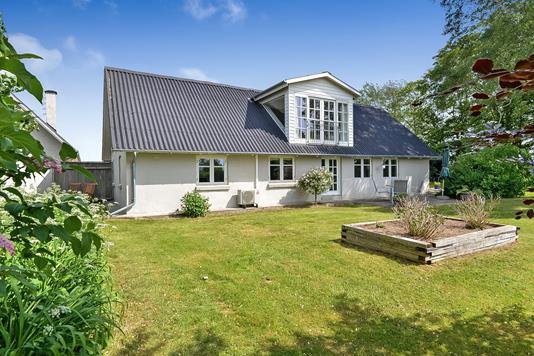 Villa på Sejling Hedevej i Silkeborg - Ejendommen