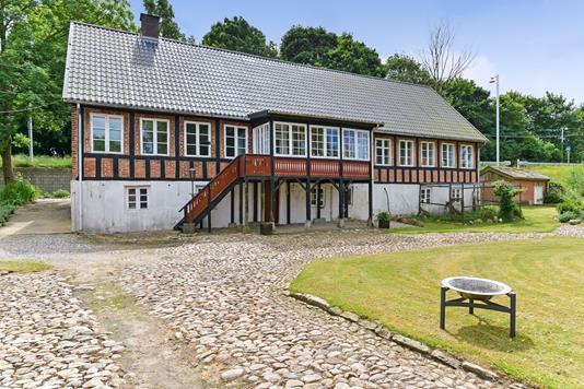Villa på Mollerup Bygade i Silkeborg - Ejendommen