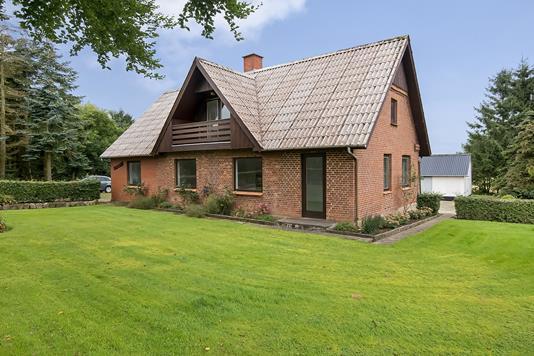 Villa på Gjermosevej i Silkeborg - Ejendommen