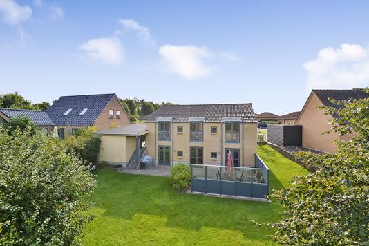 Villa på Haderslevvej i Silkeborg - Ejendommen