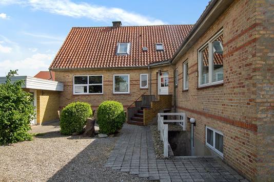 Villa på Ribevej i Skærbæk - Ejendommen