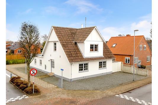Villa på Skolegade i Skærbæk - Andet
