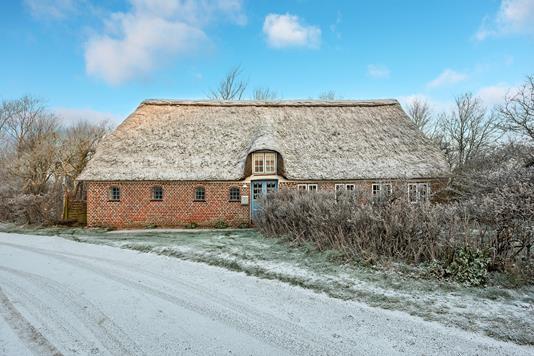 Villa på Præstegårdsvej i Skærbæk - Andet