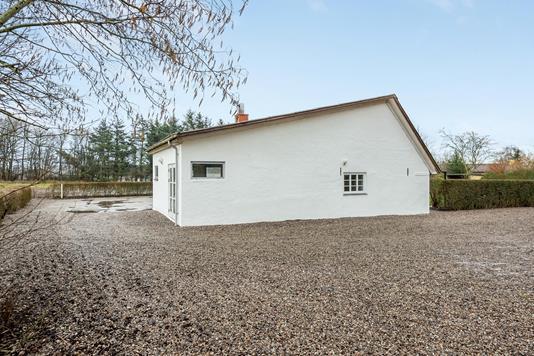Villa på Thornumsvej i Skærbæk - Ejendommen