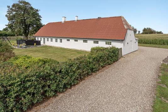Landejendom på Åbenråvej i Skærbæk - Ejendommen