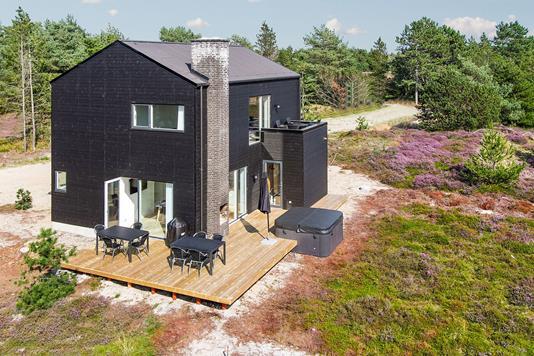 Fritidsbolig på Sønderby Huk i Rømø - Ejendommen