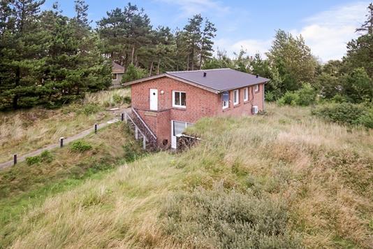 Villa på Svenskestræde i Rømø - Mastefoto