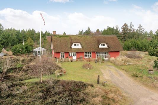 Fritidsbolig på Kap Farvel i Rømø - Andet