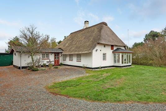Villa på Prilen i Rømø - Ejendommen