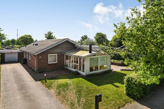 Villa på Mølleparken i Billund - Ejendommen