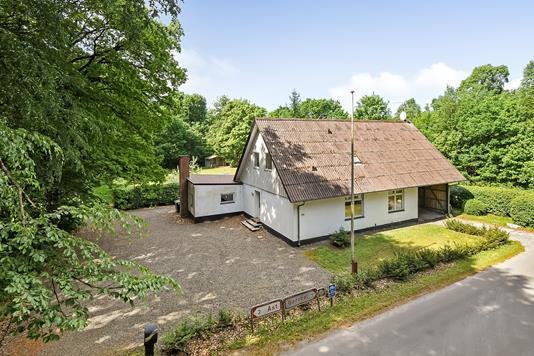 Villa på Gødsbølvej i Vandel - Ejendommen