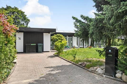 Villa på Kærvej i Billund - Ejendommen