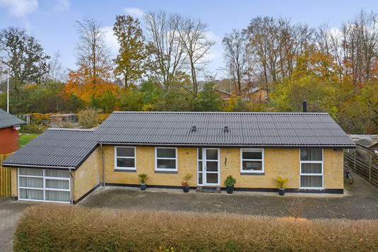 Villa på Møllevænget i Billund - Ejendommen