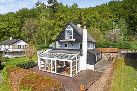 Villa på Daldovervej i Randbøl - Ejendommen