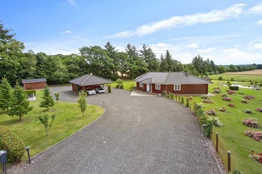 Villa på Gødsbølvej i Vandel - Andet