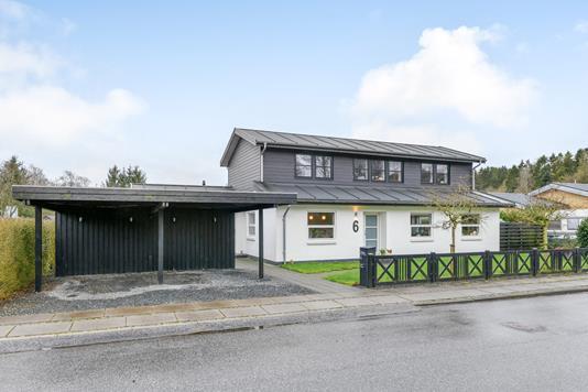 Villa på Skovbrynet i Randbøl - Ejendommen