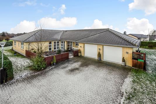 Villa på Dalagervej i Vorbasse - Ejendommen