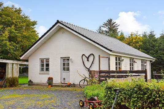 Villa på Grydedalvej i Randbøl - Ejendommen