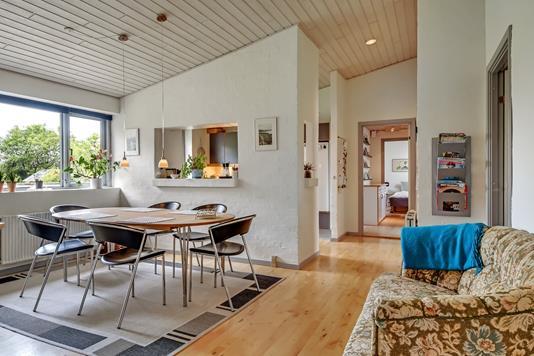 Villa på Vestervang i Billund - Stue
