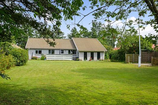 Villa på Vestervang i Billund - Have