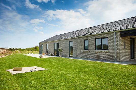 Villa på Tusindbenet i Billund - Modelfoto