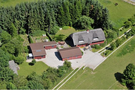 Villa på Jeksenvej i Galten - Ejendommen