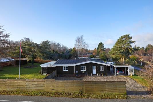 Villa på Hesselbjergvej i Vejby - Modelfoto