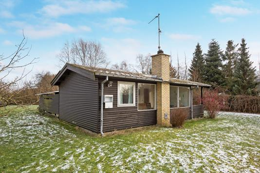 Fritidsbolig på Stub-Åsen i Vejby - Andet