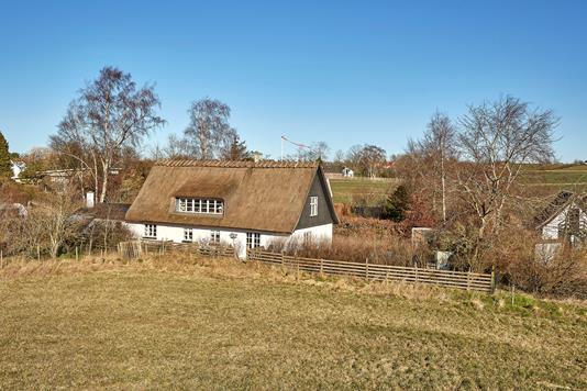 Villa på Søborg Søvej i Gilleleje - Ejendommen
