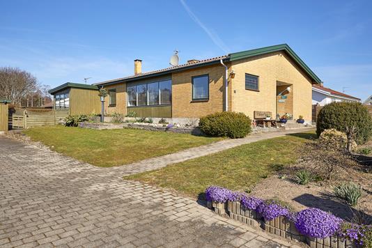 Villa på Vesterbrogade i Gilleleje - Ejendommen
