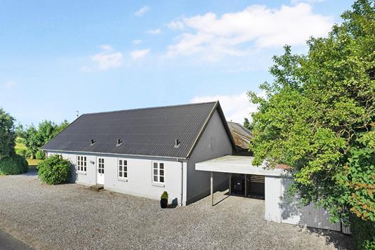 Villa på Segaltvej i Skødstrup - Ejendom 1