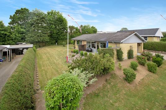 Villa på Bondehaven i Skødstrup - Ejendommen