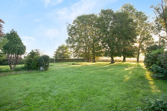 Landejendom på Grønnemarkvej i Hornslet - Ejendom 1