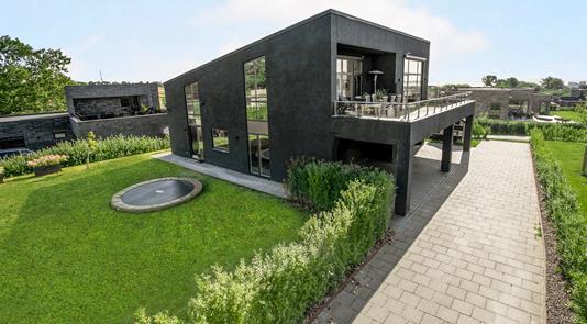 Villa på Tronkærlund i Skødstrup - Ejendommen