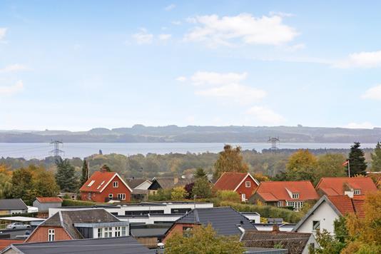 Villa på Hunderosevej i Skødstrup - Udsigt